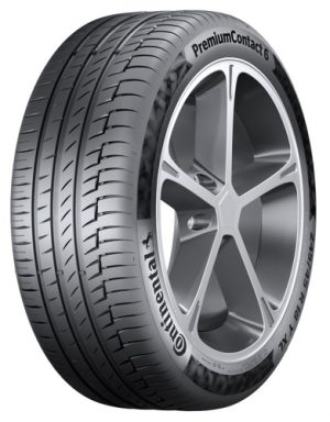 Nejlepší letní pneu: Continental PremiumContact™ 6