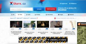 Kde efektivně ukládat a stahovat soubory? Na xShare.cz!
