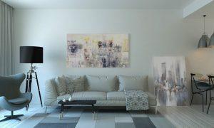 Osvětlení do obýváku i ložnice