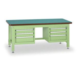 Dílenské pracovní stoly do dílen i garáží