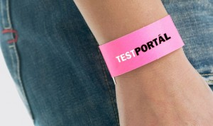 Identifikační náramky na festivaly, koncerty a další akce