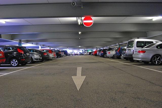 parkovací sloupek