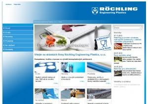 Technické plasty od Röchling Engineering Plastics, s.r.o.